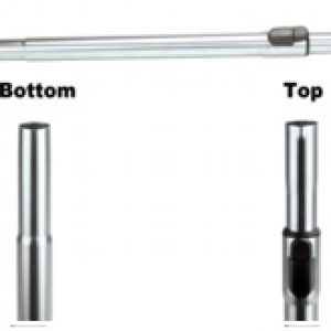 Telescopic Wand - Friction Lock Top and Bottom