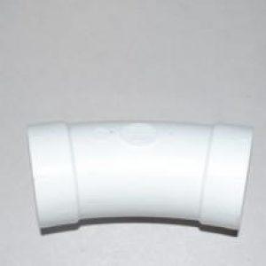 22.5° hide-a-hose elbow