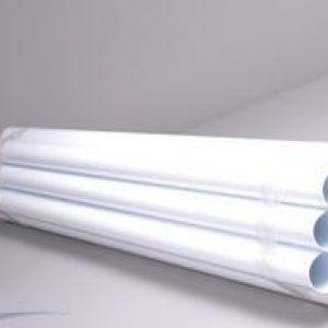 Central vacuum pipe